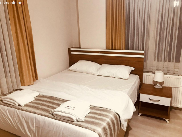 غرفة فندقية معن ريسيدانس