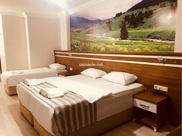 غرفة فندقية لشخصين معن ريسيدانس